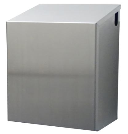 Gesloten jerrycanhouder 2 x 5 liter